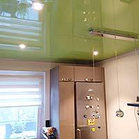 Design Küchendecke von PLAMECO Oberhausen Lackspanndecke