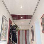 Flurdecke gestalten und renovieren mit PLAMECO Spanndecke