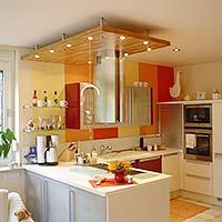 Küchendecke von PLAMECO Hartenstein Gelsenkirchen