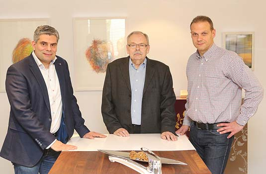 PLAMECO Gelsenkirchen Oberhausen - Team Hartenstein - Fachbetrieb Spanndecken Montage