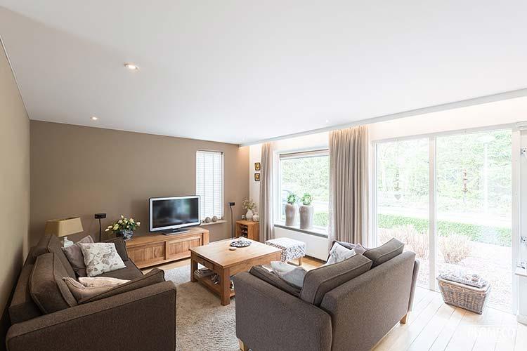 PLAMECO-Decke im Wohnzimmer - Wohnzimmerdecke renovieren mit Spanndecke
