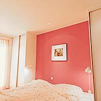 Schlafzimmerdecke von PLAMECO - Decke gestalten im Schlafzimmer