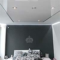 Schlafzimmerdecke renovieren - PLAMECO Spanndecken - ideal für Ihr Schlafzimmer