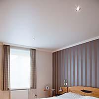 Spanndecke im Schlafzimmer für Allergiker