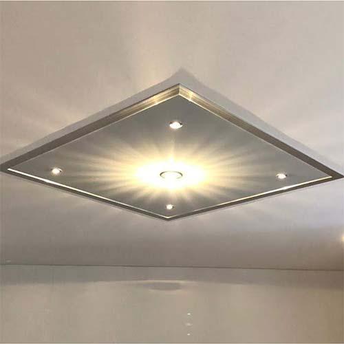 Lichtplanung PLAMECO-Decken Zimmerdecke mit Spanndecke und Licht gestalten