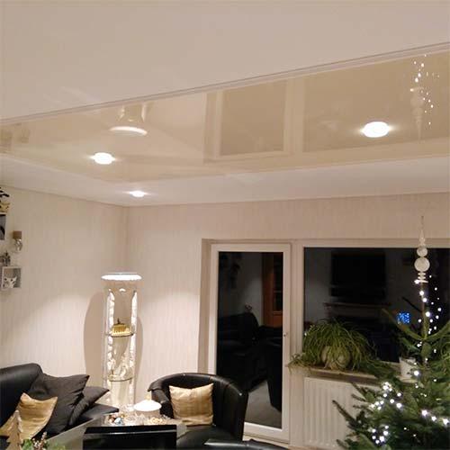 Decke Renovieren in Essen - Wohnzimmerdecke von PLAMECO Hartenstein